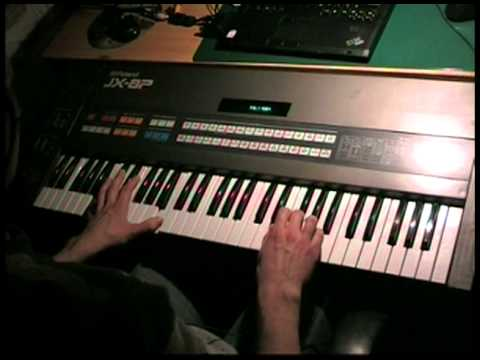 Robin Gibb - Juliet (JX8P Cover)