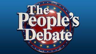The People's Debate - August 30, 2017