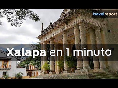 Xalapa en 1 minuto