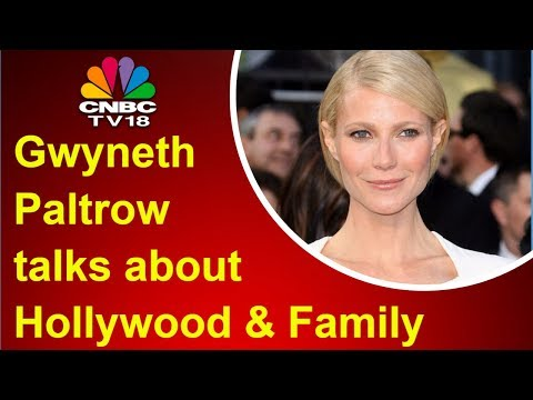 Actress Gwyneth Paltrow on Hollywood, Family & Business  Trailblazers  Tania Bryer CNBC Exclusive
