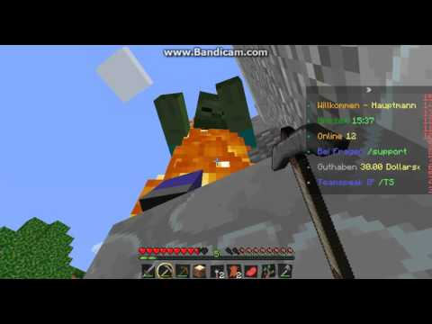 Server Vorstellung Minecraft 1.8.8 Bitte nicht mehr rauf kommen der server wurde gehackt  soryy