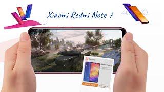 Смартфон Xiaomi Redmi Note 7 с восьмиядерным процессором Snapdragon 660.