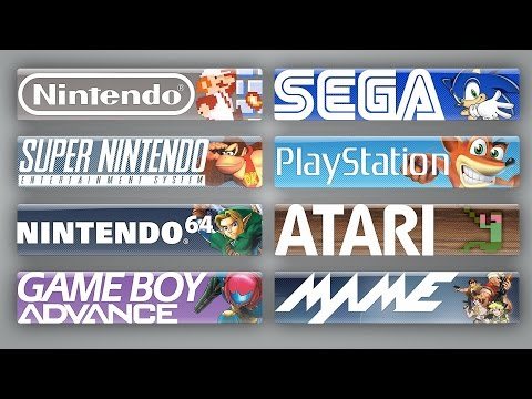Effect of ROMs & Emulation on Retro Gaming & Sales - #CUPodcast