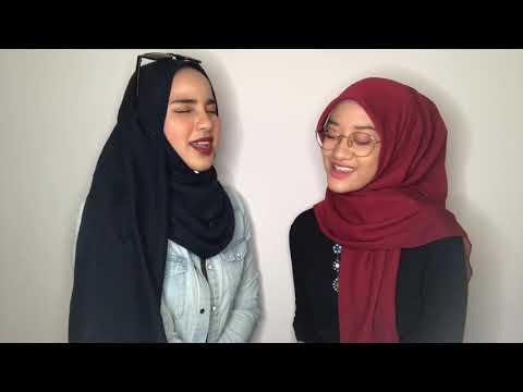 HARAM - HAEL HUSAINI & DAYANG (Dalia Farhana & Ili Rawaida Cover)