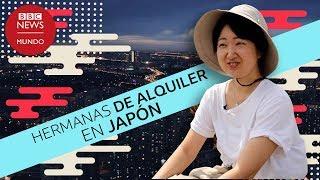 """Hikikomori en Japón: las """"hermanas de alquiler"""" que ayudan a los jóvenes que viven encerrados"""