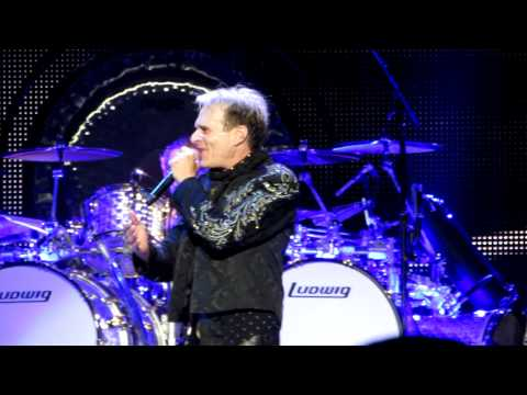 Van Halen-David Lee Roth's advice to Wolfgang- Staples Center, Los Angeles 6-1-12 3.35.mov