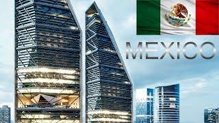 ARQUITECTURA MEXICANA DE CLASE MUNDIAL: TORRE REFORMA, EL MEJOR RASCACIELOS DEL MUNDO