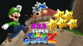 (STAR GRIND!) Super Mario Galaxy 2 #23