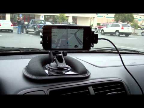 Reviewed- IPhone / Smartphone Dashboard Friction Mount