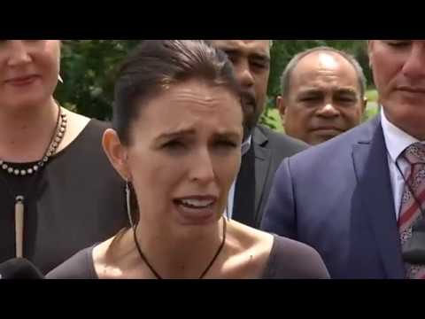 """""""We can't do it alone"""" - Jacinda Ardern promises a partnership with Maori on their problems"""
