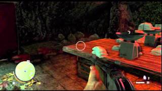 Far Cry 3 - Prison Break In: Vaas Pirates Combat, Liza Film, Captured, HD Gameplay PS3