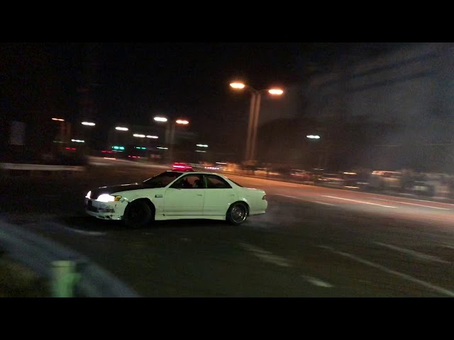 Japanese Street Drifting ! Tokyo Auto Salon 2019 Afterparty !