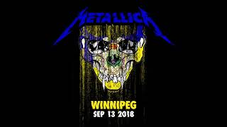 Metallica: Live in Winnipeg, Manitoba - 9/13/18 (Full Concert)
