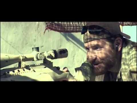 American Sniper Phonecall scene