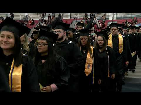 Suffolk County Community College - Graduation 2019 4 PM