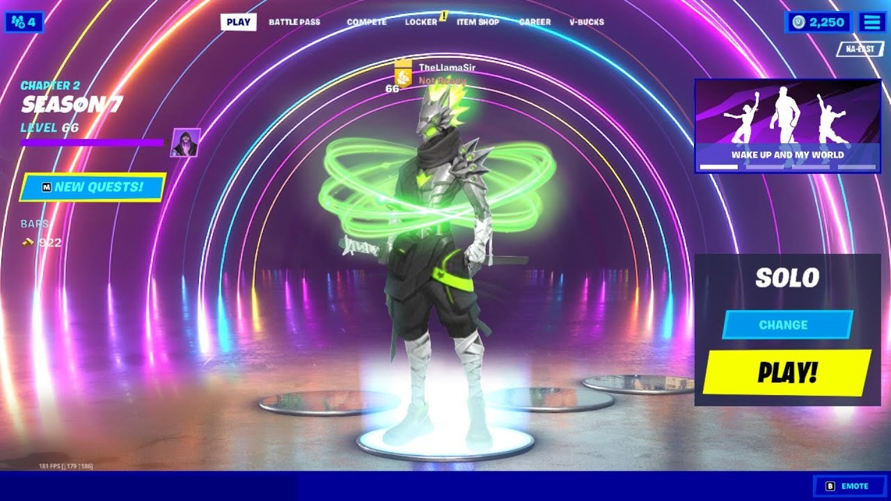 SEASON 7 Leaked EARLY in Fortnite!
