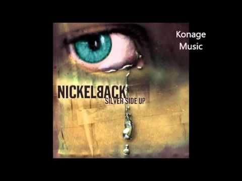 Nickelback   Where do I hide   Silver Side Up