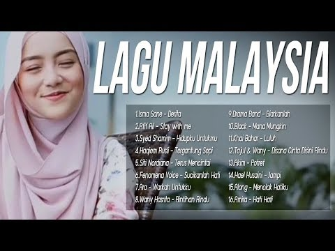 LAGU BARU 2018 MELAYU TERBAIK SAAT INI [Best Malaysia Songs] ~ CARTA ERA TERKINI