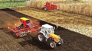 #7 - TREBBIAMO E SEMINIAMO PER PROSSIMO ANNO w/Robymel81 - RUSTIC ACRES - FARMING SIMULATOR 19 ITA