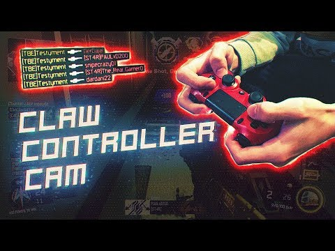 The CLAW Controller Cam.