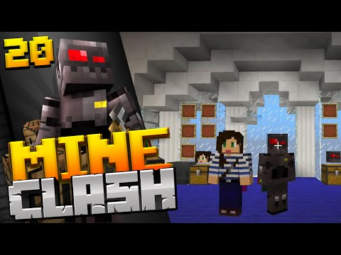 Minecraft Mineclash Episode 20: Inside Out