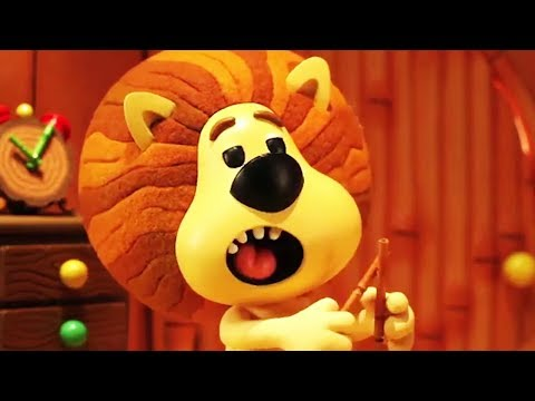 Raa Raa The Noisy Lion | Zebby's Snacktime | Full Episodes | Cartoon For Kids | Kids Movies 🦁