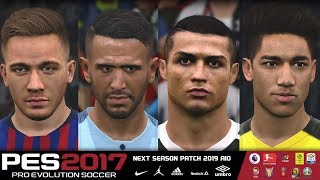 PES 2017 | Next Season Patch 2019 AIO | Download & Install
