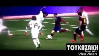 Месси  & Неймар - шикарная игра против Реала