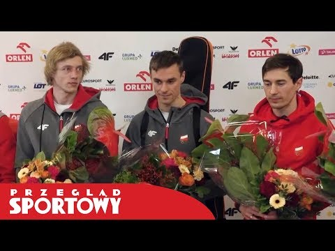 Misja Korea #14 - Skoczkowie wrócili z medalami do Polski