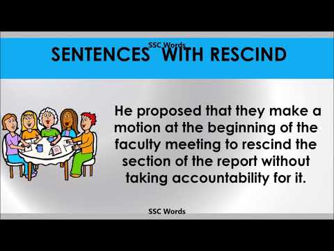 rescind---improve-english---meaning-and-5-sentences---gre-/-cat-/-gmat-word---ssc-words