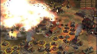 [C&C Zero Hour] Insane 1vs7 - Infantry vs 7 hard Tank