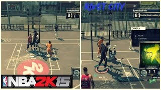 NBA 2K15 | My Park | Catching BODIES!!! Legend 3 Gameplay - Prettyboyfredo
