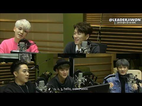 [ENG SUB/720P] 170504 SECHSKIES on Kangta's Starry Night Radio