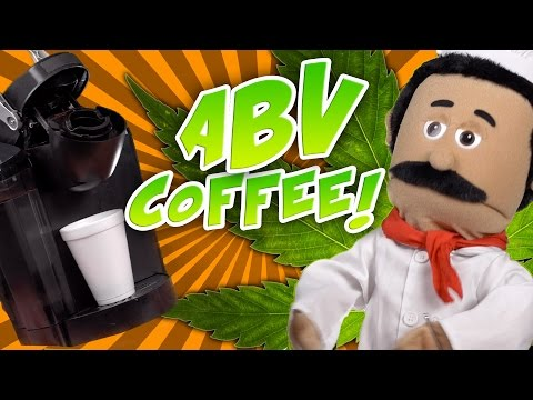 Fastest way to make ABV Weed Coffee Recipe