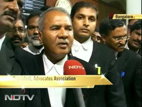 Karnataka's virtual boycott of senior-most judge