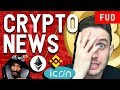 Crypto News: Bitcoin Turns Bearish! ERC20 Bug, ICON Blockchain Fund, Snoop Dogg XRP