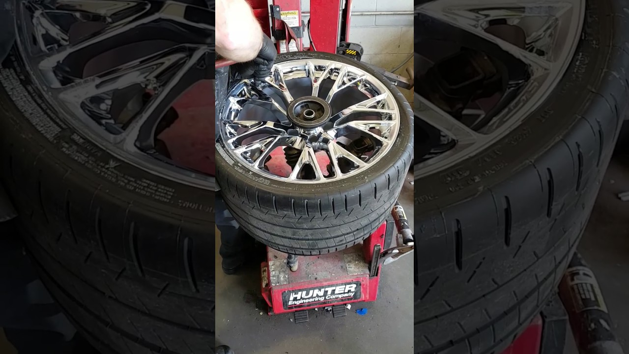 How To Inflate 2017 Corvette Tires