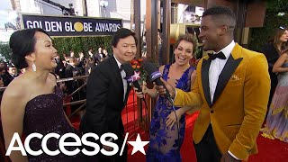 Ken Jeong: 'I Have Not Gotten The Call' To Host The Oscars Yet! | Access