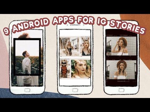 The Best Instagram Story Apps For ANDROID ✨