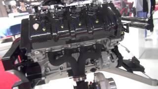 1140 HP Koenigsegg Agera R Engine in detail!