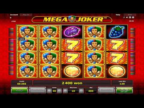 slot machines joker