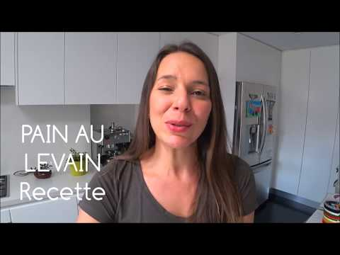 pain-au-levain-recette