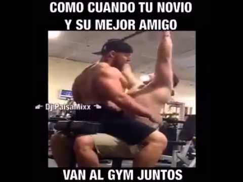 Mi novia del gym