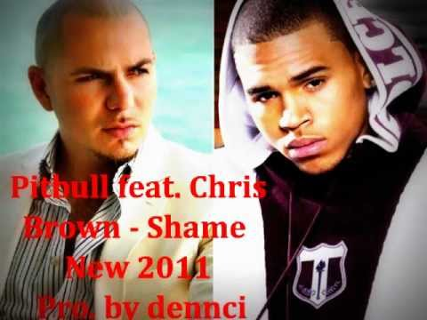 Pitbull ft. Chris Brown - Shame (Official Music)