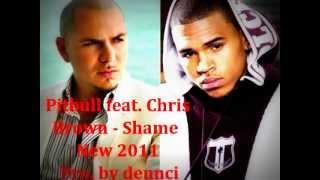 Pitbull Ft. Chris Brown Shame Music.mp3