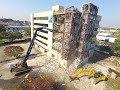 Langley Federal Credit Union High Reach Demolition - East Coast Demo