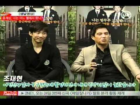 [movie] yunn kye sang, Poongsan dog, ('풍산개' 윤계상, 어느 별에서 왔니?)