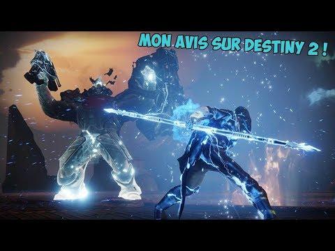 Mon Avis sur Destiny 2 ! Mes Admirations, mes Craintes...