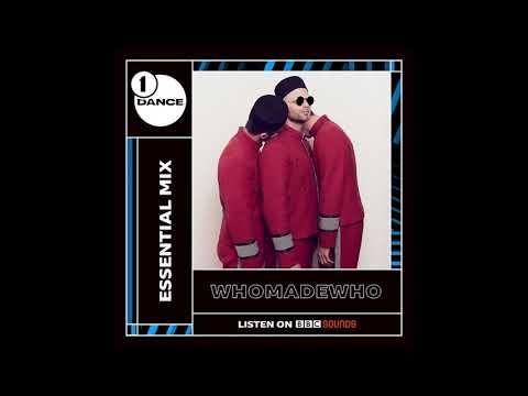 WhoMadeWho – BBC Radio 1 – Essential Mix – 2021