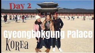 Gyeongbokgung Palace (Autumn in Korea)
